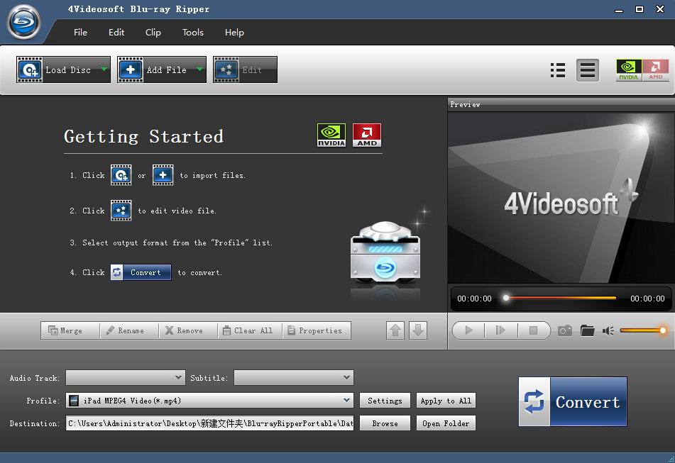 4VideoSoftPortable